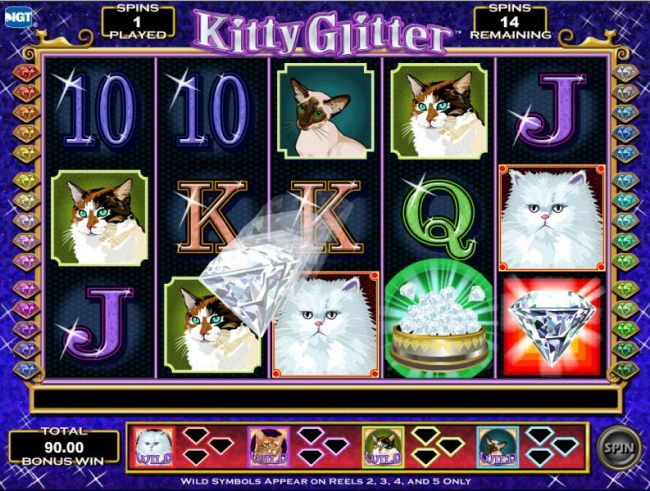 Images of Kitty Glitter