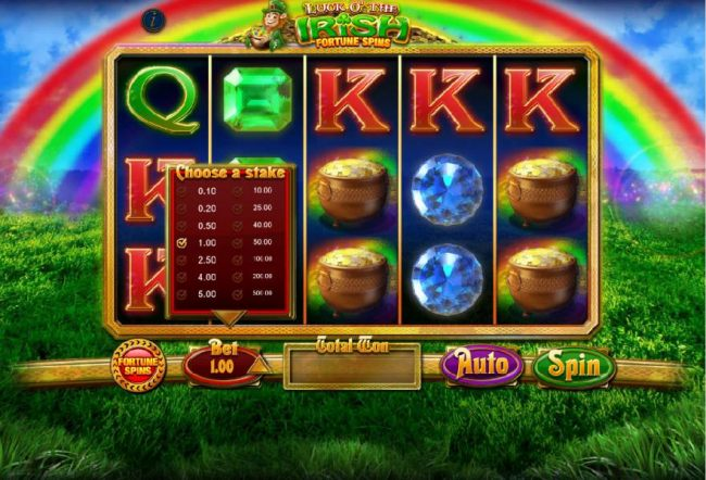 Luck O' The Irish Fortune Spins by Casino Bonus Beater
