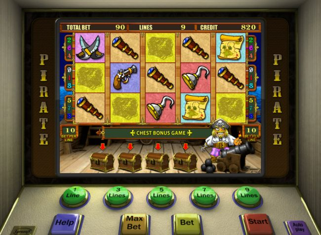 Pick treasure chests to reveal a prize by Casino Bonus Beater
