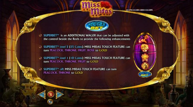 Super Bet Feature How to Play and Rules - Casino Bonus Beater
