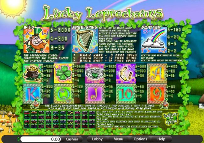 Images of Lucky Leprechauns