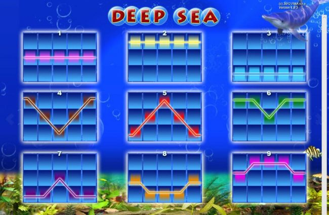 Images of Deep Sea