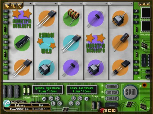 Industria by Casino Bonus Beater