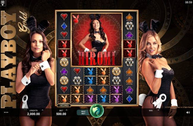 Playboy Gold Online Slot by Casino Bonus Beater