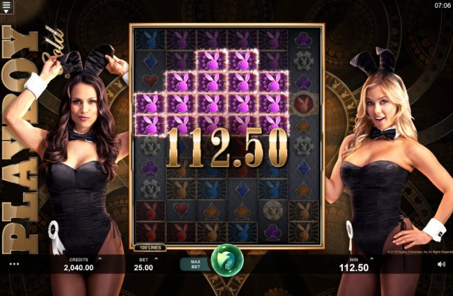 Casino Bonus Beater image of Playboy Gold Online Slot