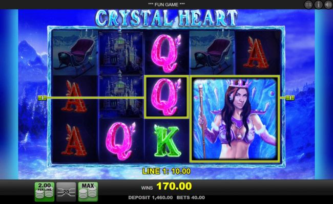 Images of Crystal Heart