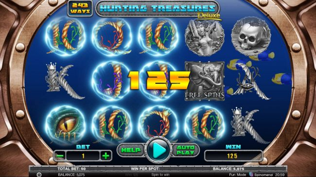 Hunting Treasures Deluxe by Casino Bonus Beater