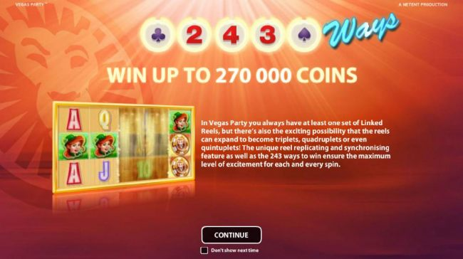 Win up to 270,000 coins. by Casino Bonus Beater