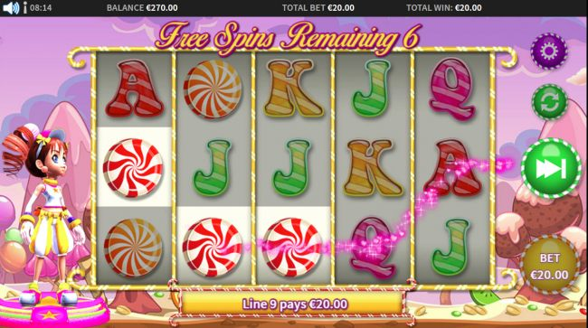 Images of Candy Spins
