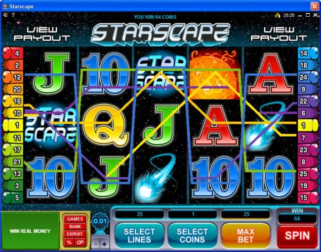 Images of Starscape