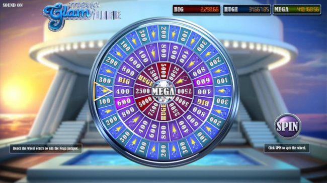 Casino Bonus Beater - Mega money wheel - click to spin the wheel and reveal a prize