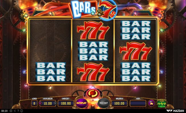 Casino Bonus Beater image of Bar's & 7's