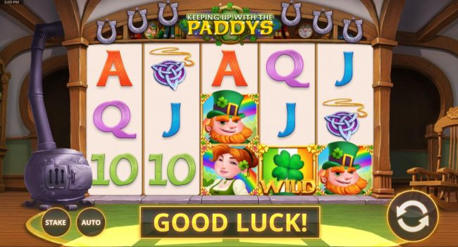 Images of Keeping Up with the Paddys