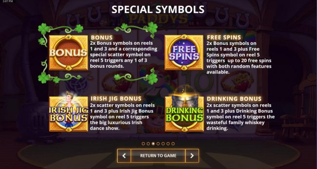Keeping Up with the Paddys by Casino Bonus Beater