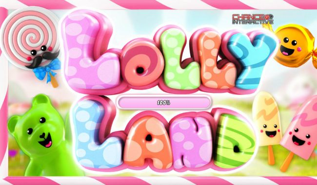 Images of Lolly Land