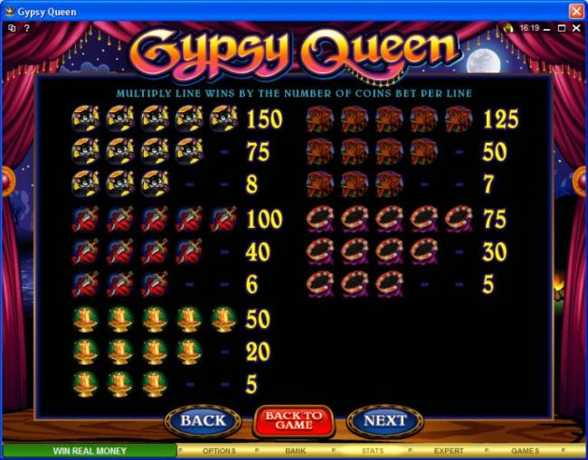Images of Gypsy Queen