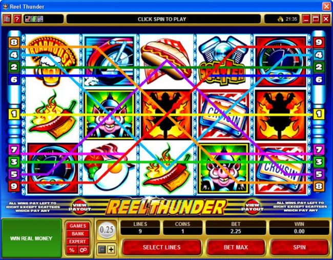 Images of Reel Thunder