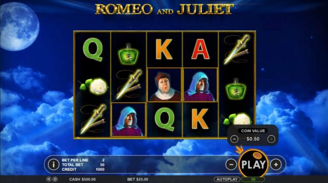 Images of Romeo & Juliet