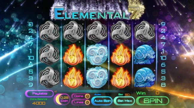 Elemental 7 screenshot