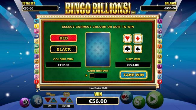 Bingo Billions by Casino Bonus Beater