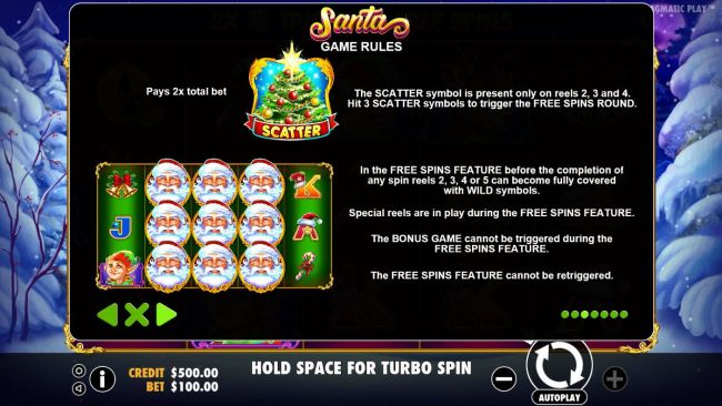 Santa by Casino Bonus Beater