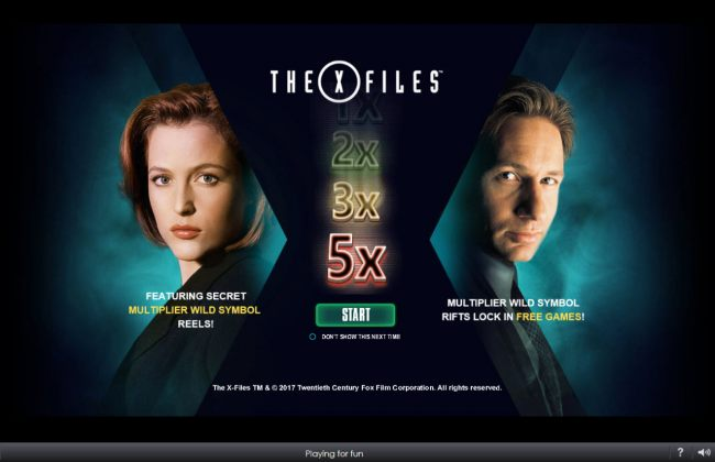 Casino Bonus Beater image of The X Files