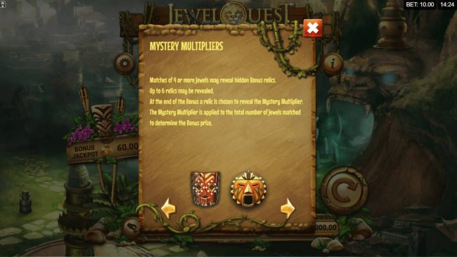 Jewel Quest Riches by Casino Bonus Beater