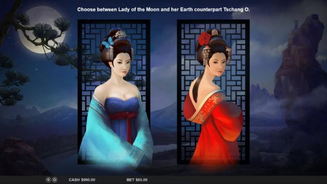 Images of Lady of the Moon