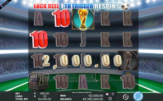 Casino Bonus Beater image of 2018 World Cup Football