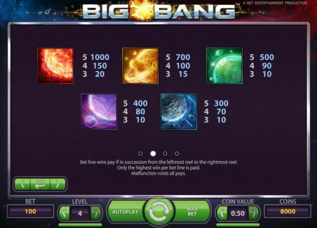 Images of Big Bang