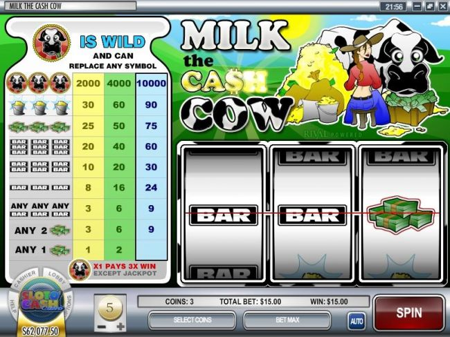 Images of Milk the Cash Cow