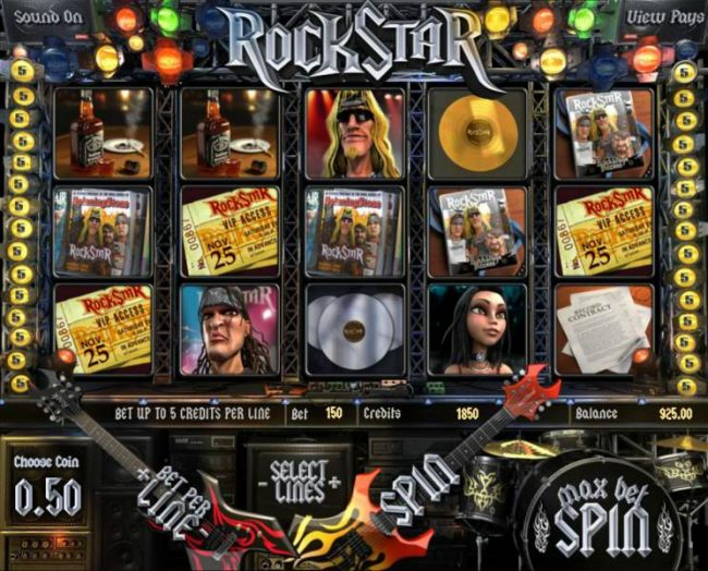 Images of Rock Star