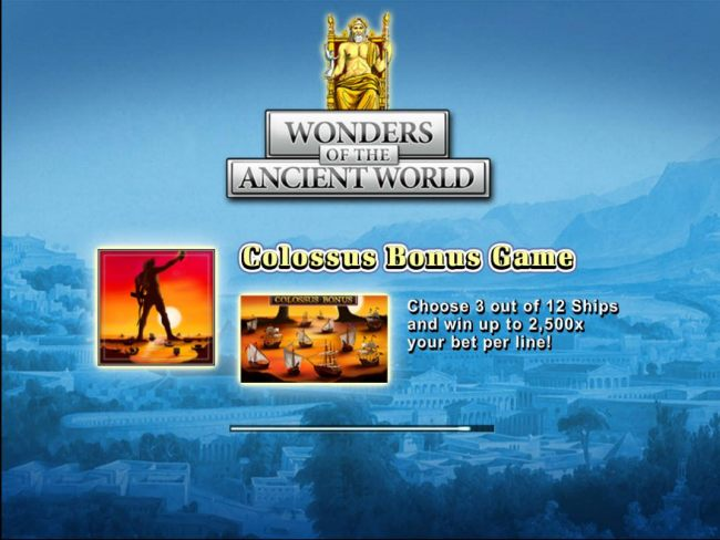 Images of Wonders of the Ancient World