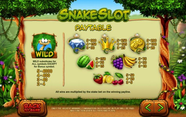 Snake Slot screenshot