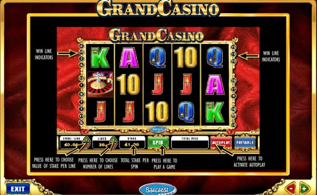 Casino Bonus Beater - game board features and how to play