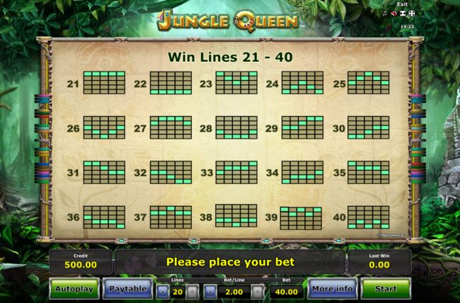 Jungle Queen by Casino Bonus Beater