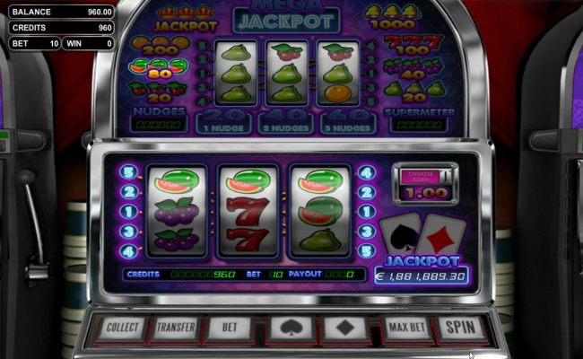 Winning paylines on both the lower and upper reels - Casino Bonus Beater