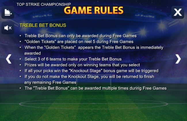 Bonus Game Rules - Casino Bonus Beater