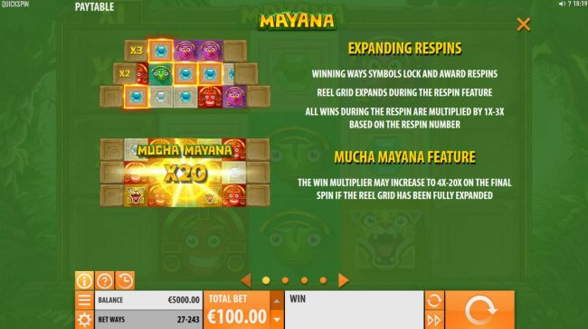 Images of Mayana