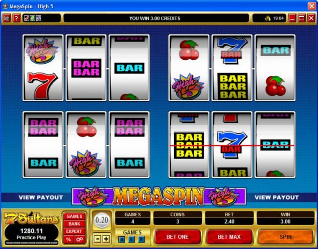 MegaSpin - High 5 by Casino Bonus Beater