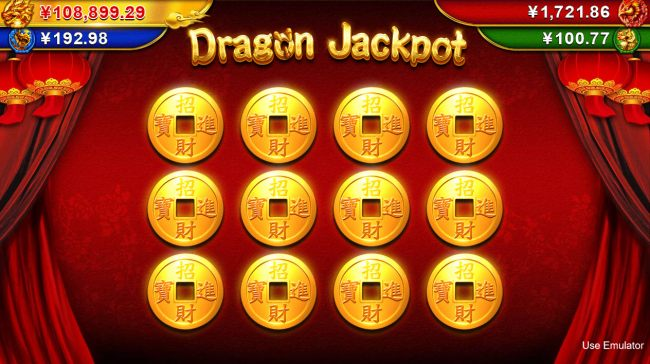 Images of Golden Eggs of Dragon Jackpots