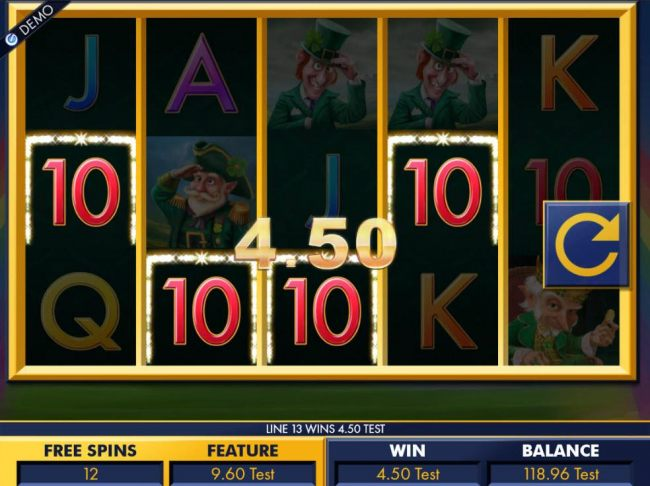 A winning Four of a Kind triggered during the free spins feature. - Casino Bonus Beater