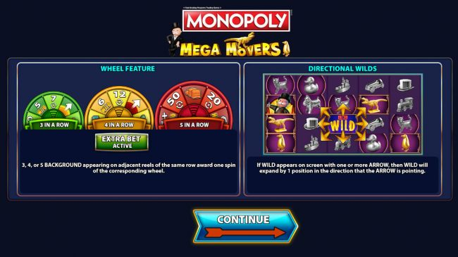 Monopoly Mega Movers screenshot