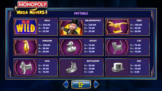Monopoly Mega Movers by Casino Bonus Beater