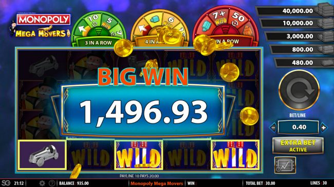 Big Win - Casino Bonus Beater