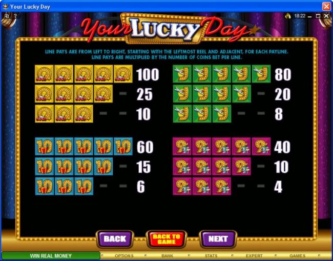 Images of Your Lucky Day