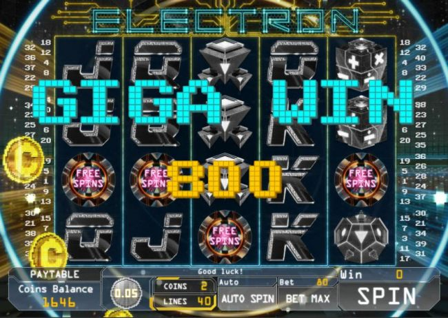 Casino Bonus Beater - Three or more free spins symbols anywhere triggers the free spins feature.