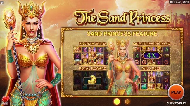 Images of The Sand Princess