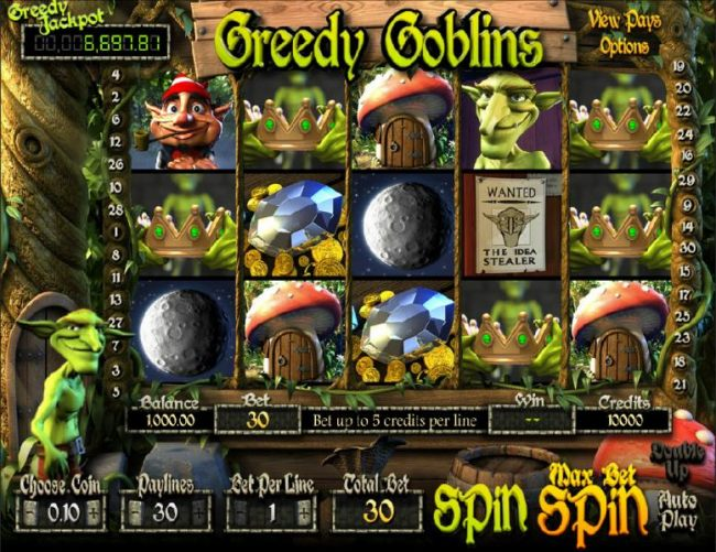 Images of Greedy Goblins