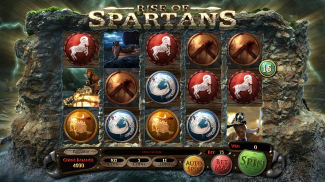 Images of Rise of Spartans